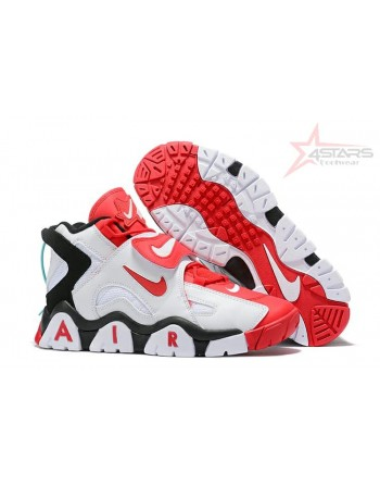 Nike Air Barrage Mid - Red...