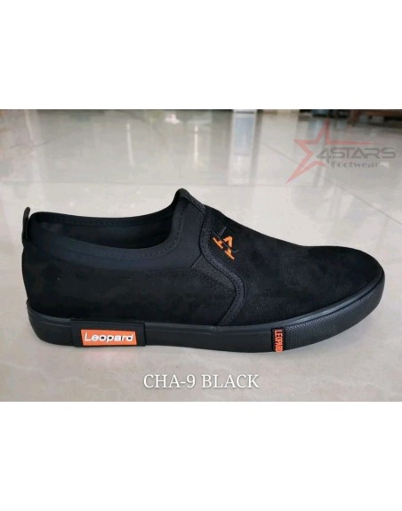 Beauty Leopard Rubber Shoes (CHA-9)