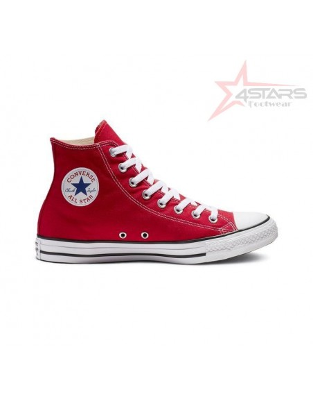 Converse All Star High Top - Red