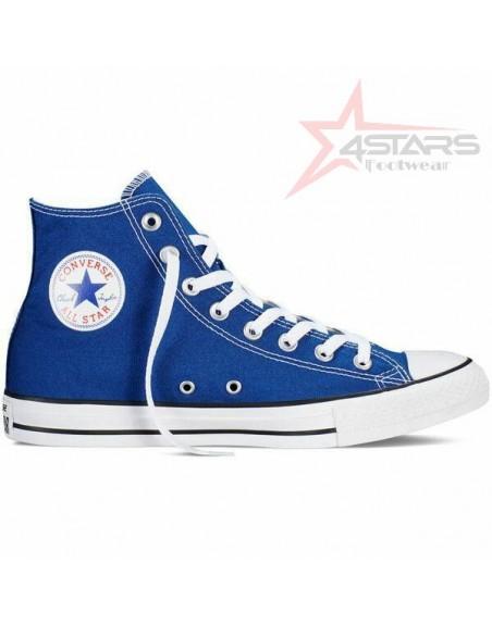 Converse All Star High Top - Blue