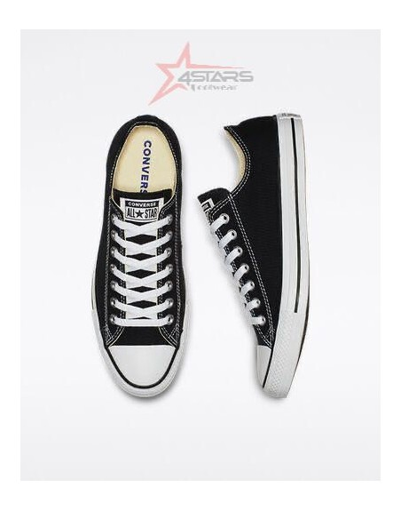 Converse All Star Low - Black and White