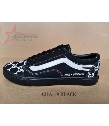Beauty Leopard Rubber Shoes (CHA-19)