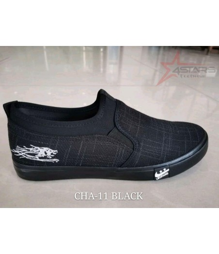 Beauty Leopard Rubber Shoes (CHA-11)