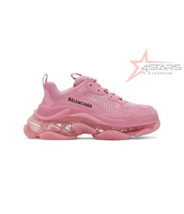 Balenciaga Triple S - Pink