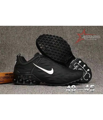 Nike Shox Sneakers Black...