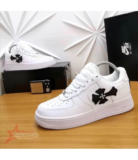 Chrome Hearts x Nike Airforce 1 Low