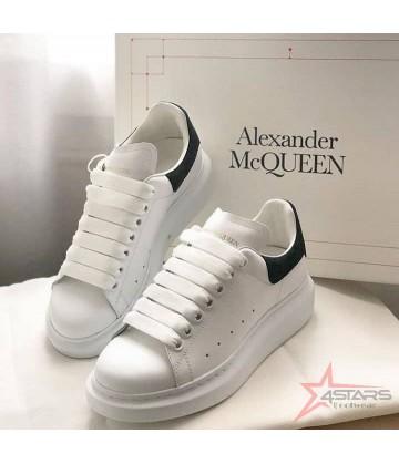 Alexander McQueen Black and...