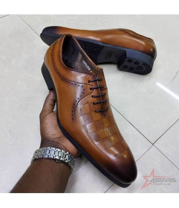 Genuine Leather Official Shoes