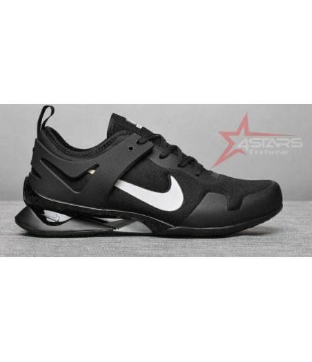 Nike Shox Flyknit - Black n White