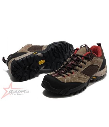 Columbia Vibram Hiking Shoes - Brown