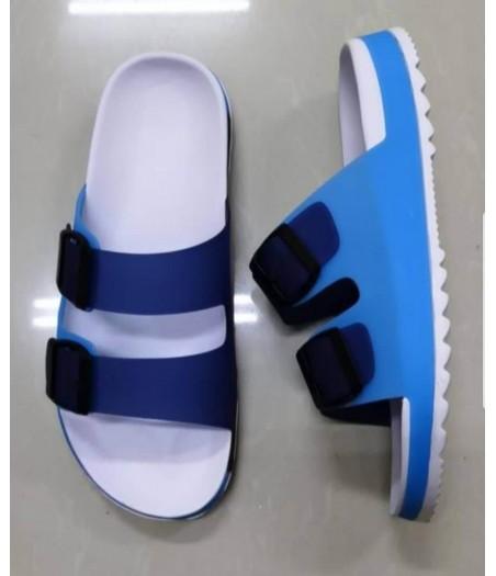 Open Shoes for Men - Blue