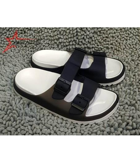 Open Shoes for Men - Black