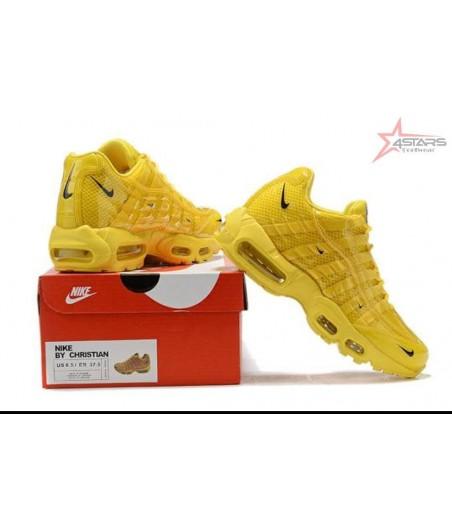 Air max 95 Low - Yellow