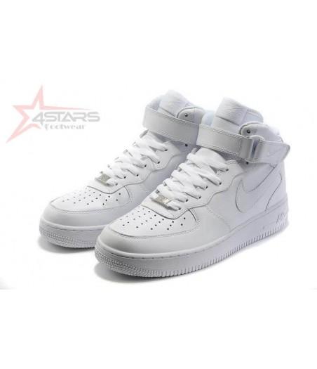 Nike Airforce 1 High Top - White