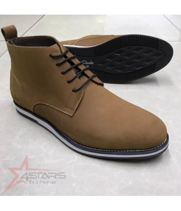 Clarks Soft Leather Casual...