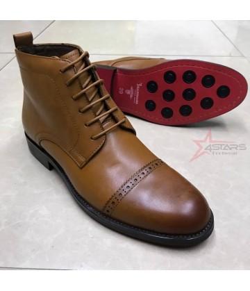Oxford Genuine Leather...