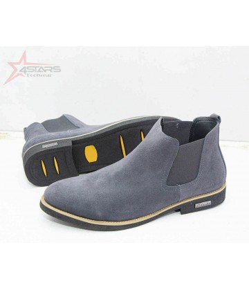 Clarks Suede Leather...