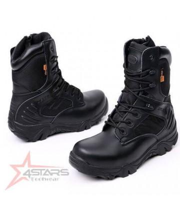 Delta Military Desert Boots...