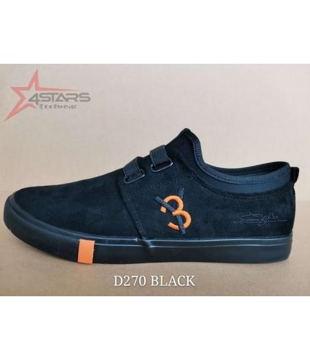 Beauty Leopard (D270) Rubber Shoes