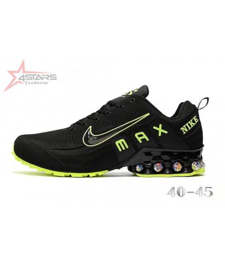Nike Shox Reax - Lime Green
