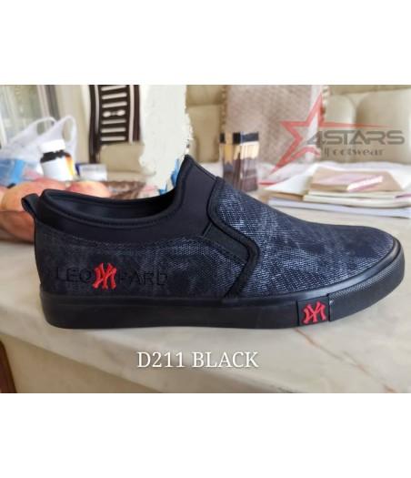 Beauty Leopard (D211) Rubber Shoes