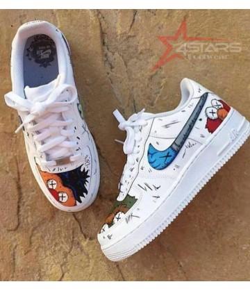 Nike Airforce 1 Custom Kaws...