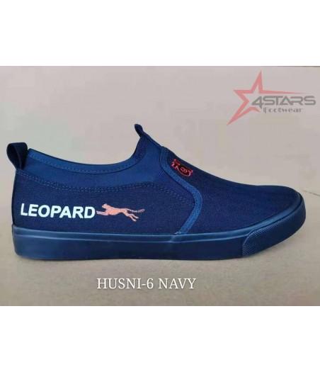 Beauty Leopard Rubber Shoes (HUSNI-6)