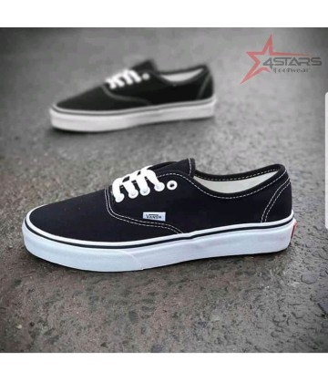 Black and White Classic vans