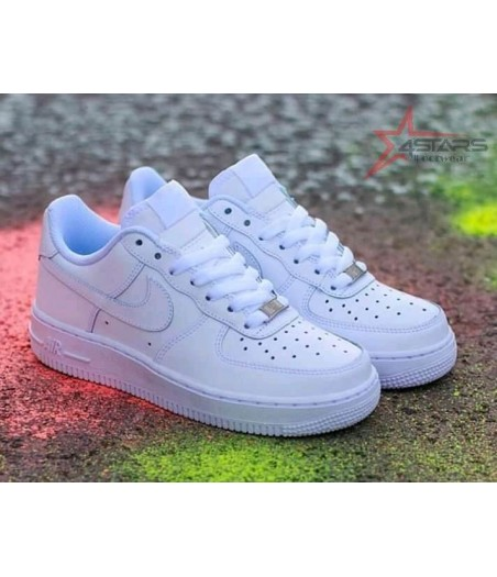 Airforce 1 Sneakers All White