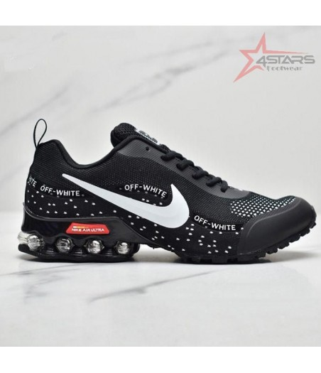 Nike Air Ultra Off White - Black and White