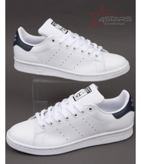 Adidas Stan Smith White and Black