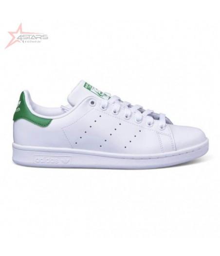 Adidas Stan Smith White and Green