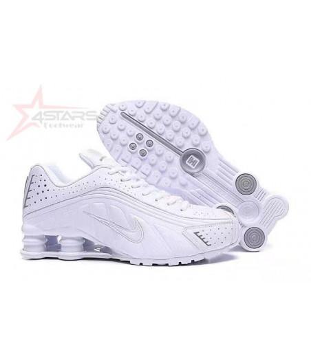Nike Shox R4 - White