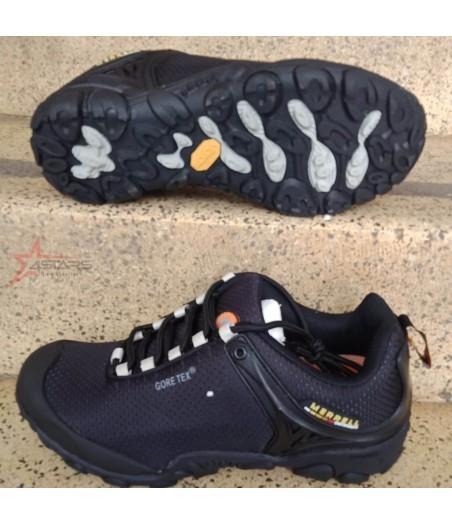Merrell Gore Tex Hiking Boots - Black