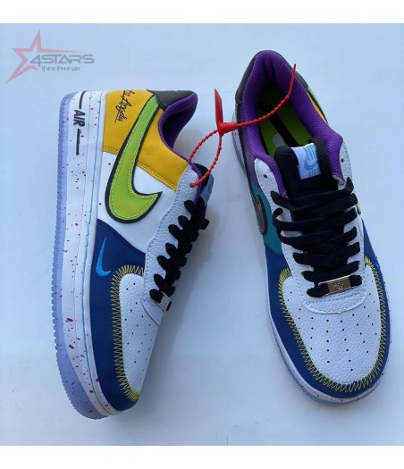 Nike Airforce 1 Low 1'07 'What the LA'