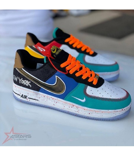 Nike Airforce 1 Low 'What the NY'