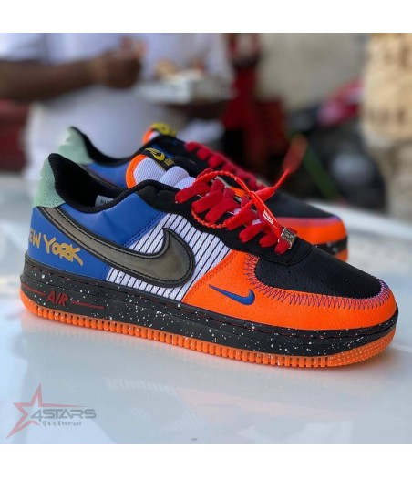 Nike Airforce 1 Low 'What the NY' Orange