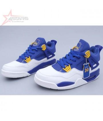 Air Jordan 4 Golden State