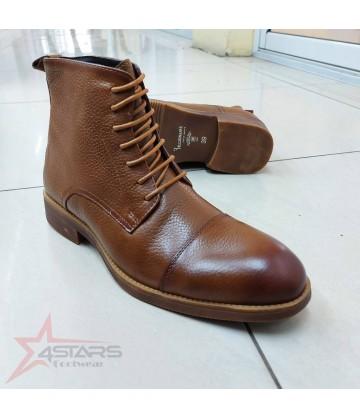Brown Billionaire Leather...