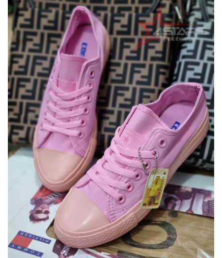 Converse All Star Sneakers Pink