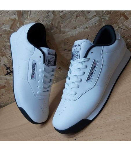 Reebok Classic Sneakers Black n White