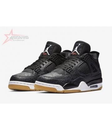 Air Jordan 4 'Black Laser'