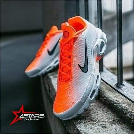 Nike Air max Plus TN -White/Orange