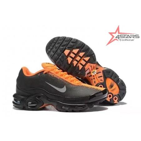 Nike Air max Plus TN -Black/Orange
