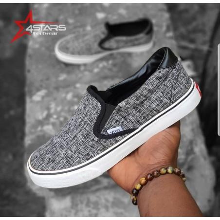 Vigo Off the Word Rubber Shoes - Black