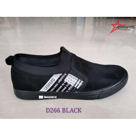 Beauty Leopard Rubber Shoes (D266)