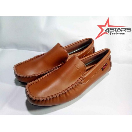 Clarks Loafers - Brown
