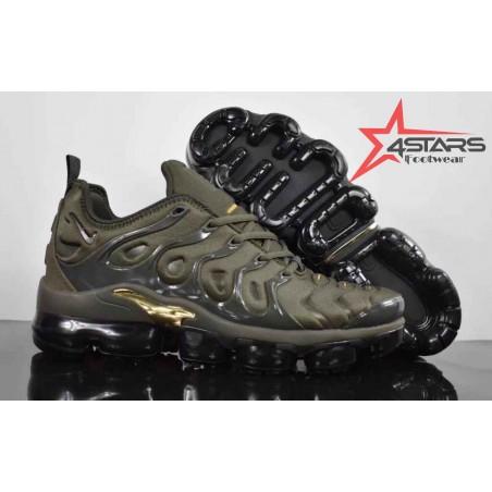 Nike Vapormax Plus - Jungle Green