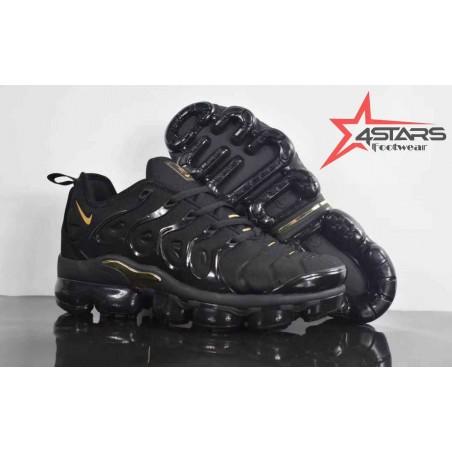 Nike Vapormax Plus - Black/Gold