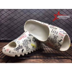 Custom Adidas Yeezy Slides